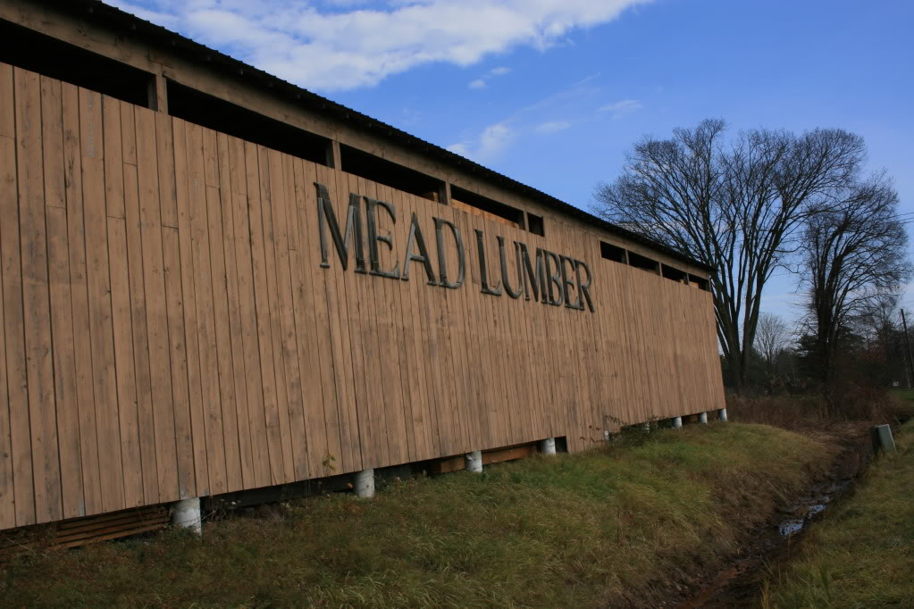 Our Lumber Yard Mead Lumber Co Inc
