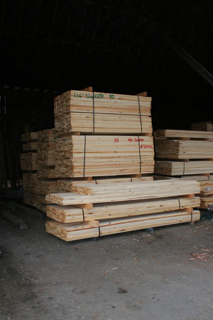 4 4 Rough Sawn Ewp Grn Amp Kd Mead Lumber Co Inc
